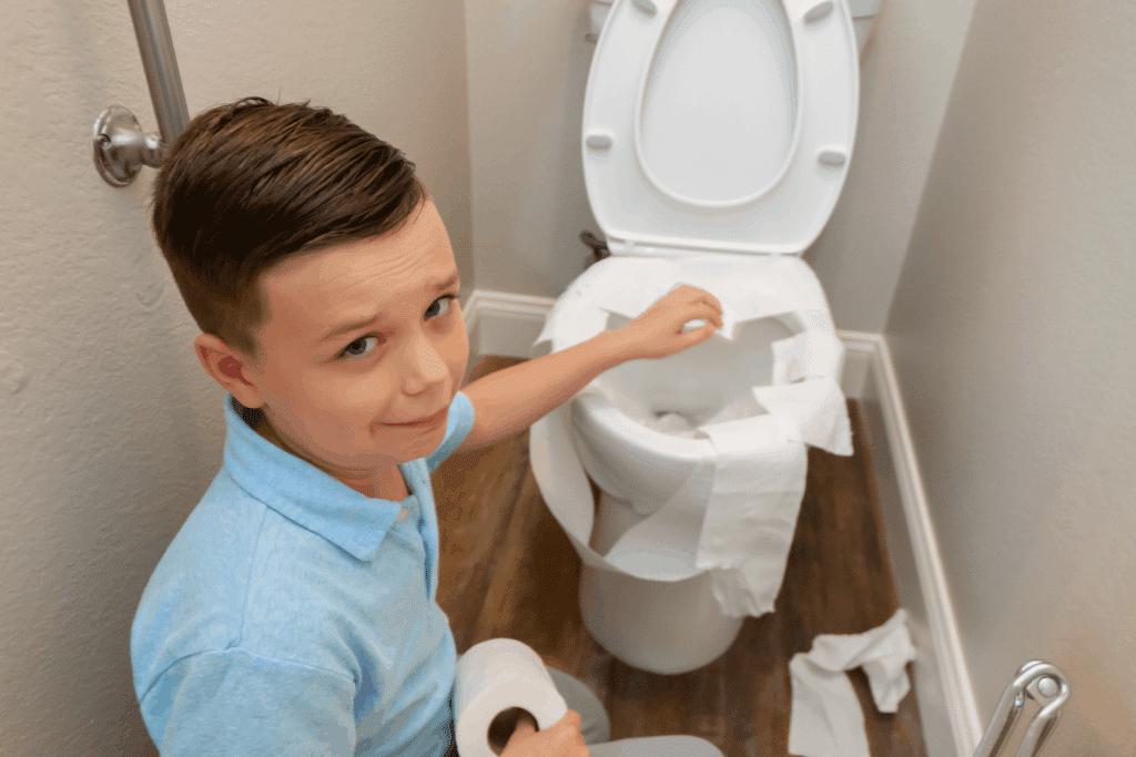 unclog my toilet arlington tx